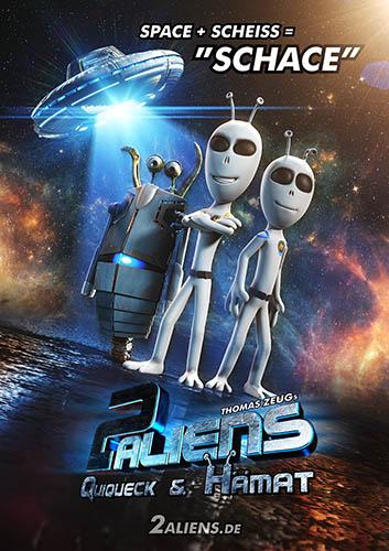 2 Aliens (Serie)